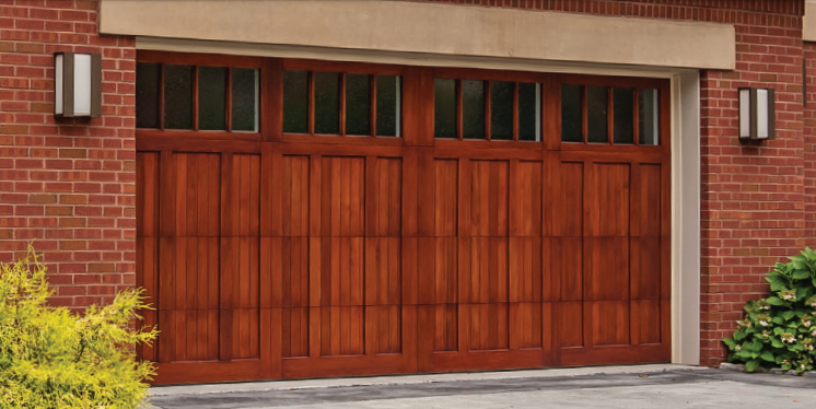 Lewis River Doors Provides Battle Ground Residential Garage Door Installation